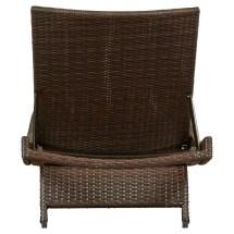 Brayden Studio Mathena Adjustable Chaise Lounge &