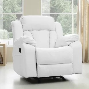 rocker and recliner chair chairs recliners sale you ll love wayfair pavonis manual
