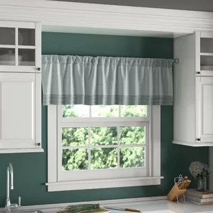 kitchen window valances new york loft design curtains joss main quickview
