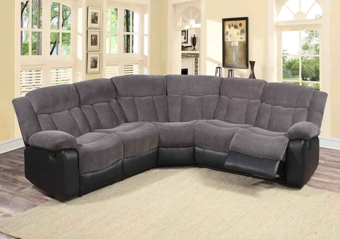 sectional sofa deals free shipping studio living in style reclining and reviews wayfair