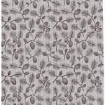 Ambesonne Daisy Shower Curtain Fabric Bathroom Decor Set