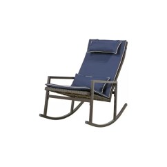 Outdoor Rocking Chairs Black Sequin Chair Covers Patio Gliders You Ll Love Wayfair