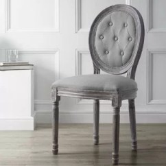 Country French Chairs Upholstered Electric Chair Repair Kitchen Wayfair Quickview
