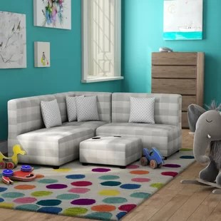 kids living room furniture paint colours for 2017 sofas group seating you ll love wayfair quickview