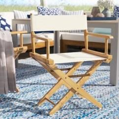 Bamboo Directors Chairs Swing Chair Outdoor Ikea Director Beach Lawn You Ll Love Wayfair Pierpoint Folding