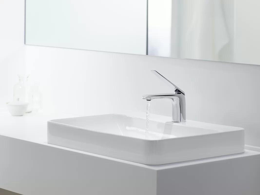 K-2660-1-0,1-47,1-7 Kohler Vox Rectangular Vessel Bathroom