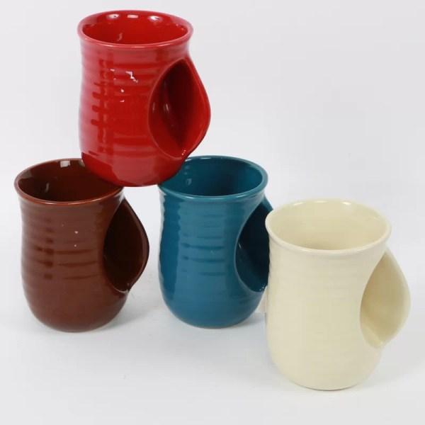 Dei Hand Warmer 18 Oz. Coffee Mug &