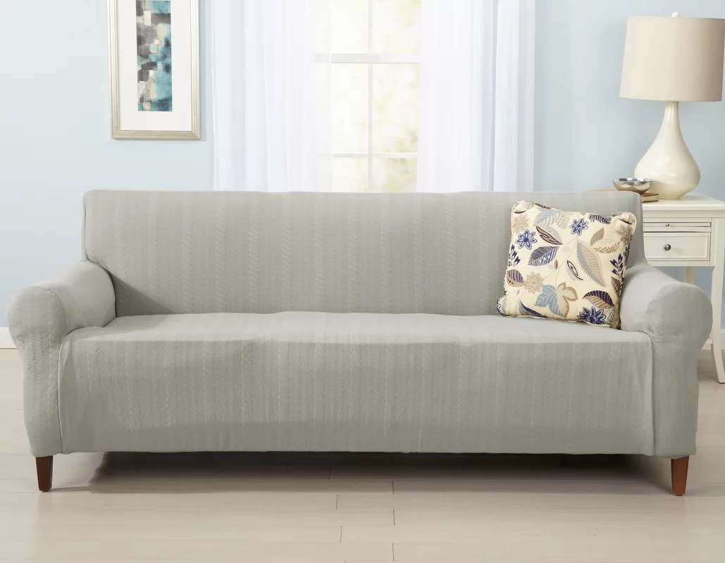 sure fit chair covers bed bath and beyond christmas poundland sofa slip cover lexington t cushion