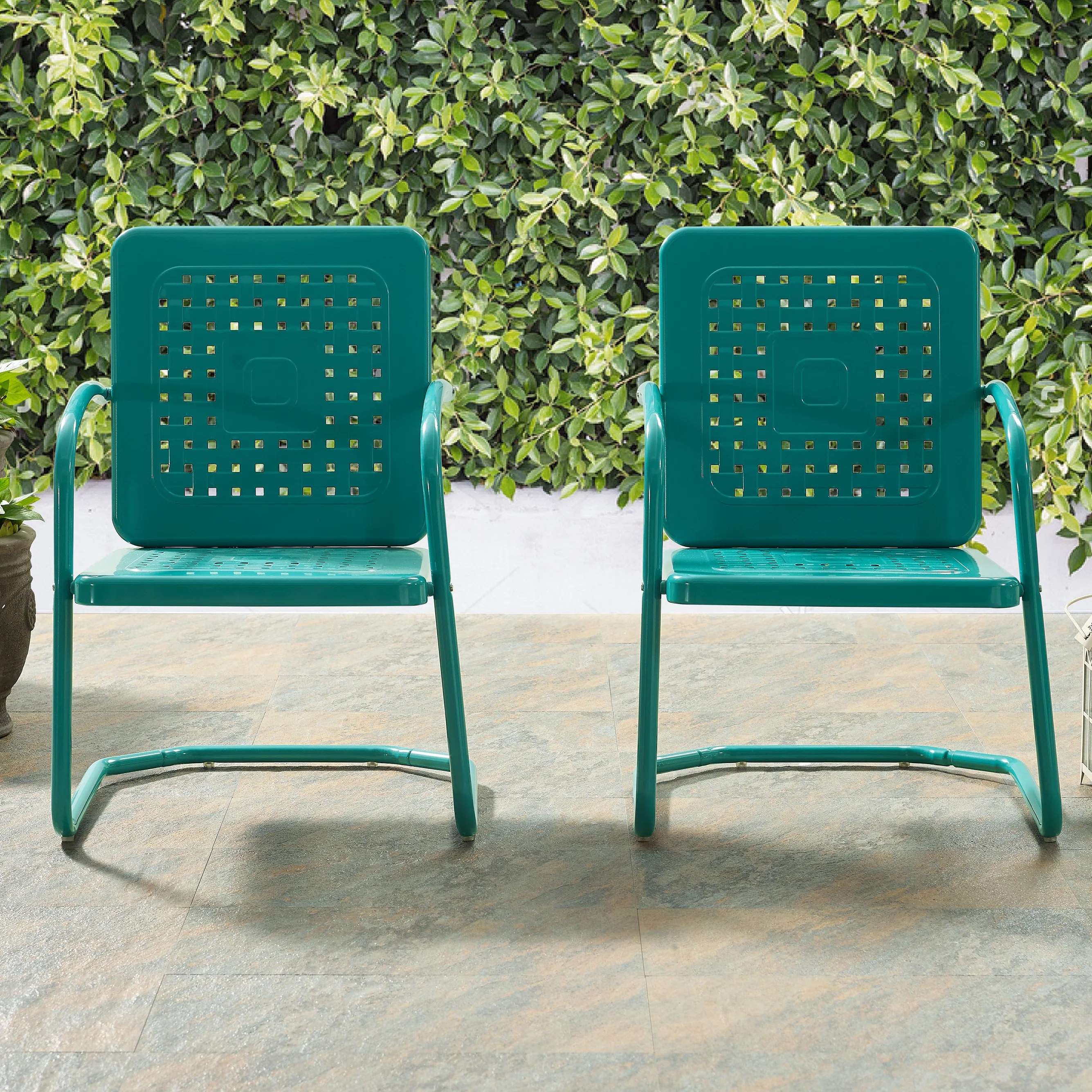 turquoise patio chairs dining table set red barrel studio kishore chair reviews wayfair