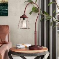 "Gelibolu 25"" Arched Table Lamp & Reviews | Birch Lane"