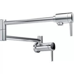Kitchen Wall Faucets Chip Cabinets Mounted You Ll Love Wayfair Quickview