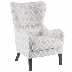 Grey And White Accent Chair Wedding Covers Hire Perth Chairs Joss Main