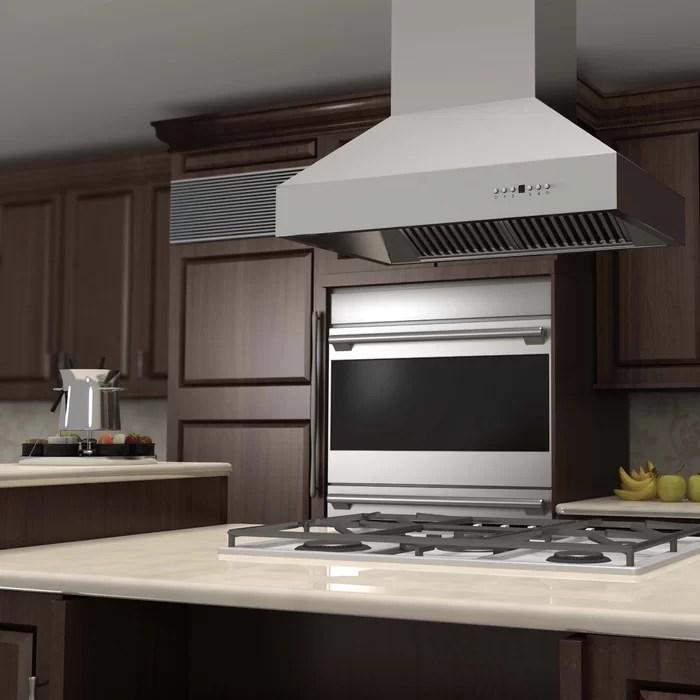island kitchen hood zephyr zline and bath 48 1200 cfm ducted range