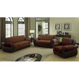 armless sectional sofa pet protector klaussner options non slip furniture covers wayfair quickview