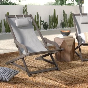 canvas sling chair hanging porch chairs wayfair quickview