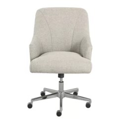 Tufted Desk Chair Classic Leather Chairs Birch Lane Quickview