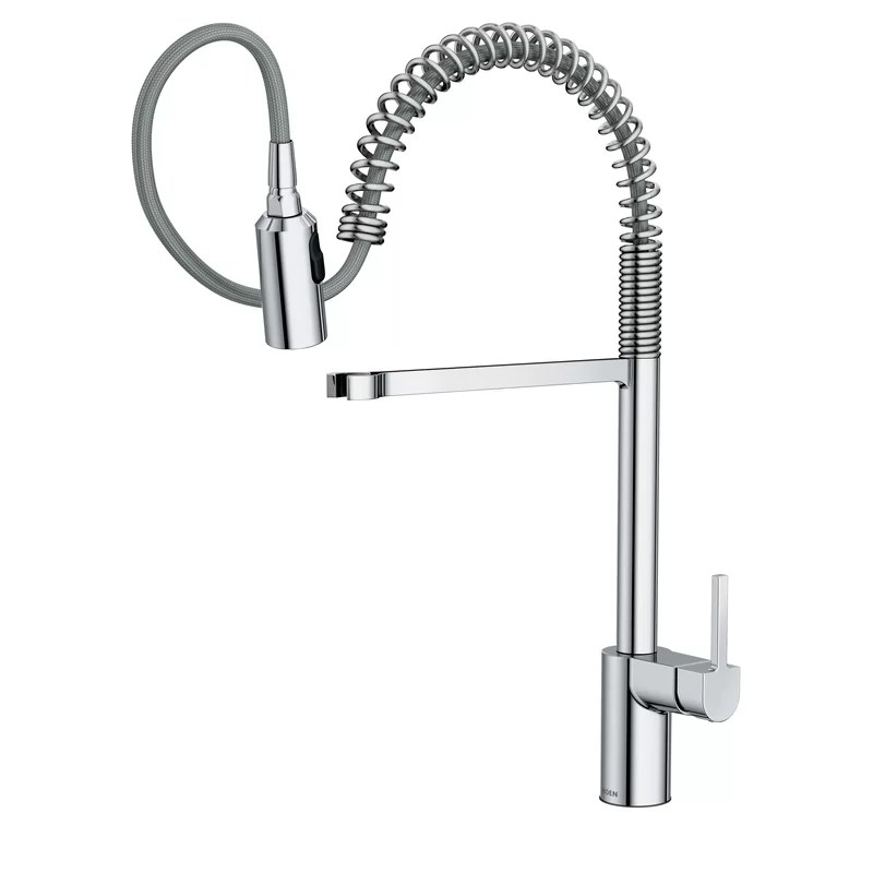 Moen Align Pull Down Single Handle Kitchen Faucet with