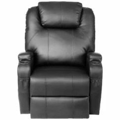 Recliner Massage Chair Wicker Outdoor Dining Chairs Australia You Ll Love Wayfair Leather Reclining