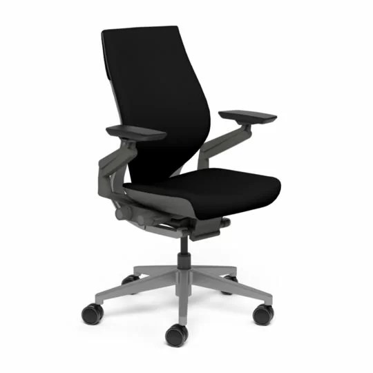 steelcase gesture chair swingasan ikea high back executive reviews wayfair