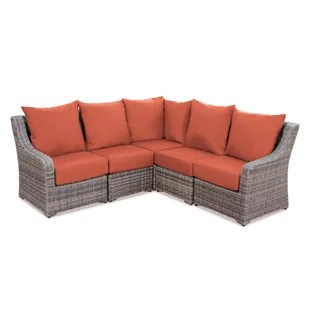 sunbrella fabric sectional sofas single futon sofa bed chair included outdoor joss main quickview