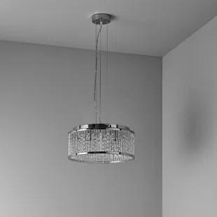 kitchen chandeliers ceramic sinks wayfair co uk maris 4 light crystal chandelier