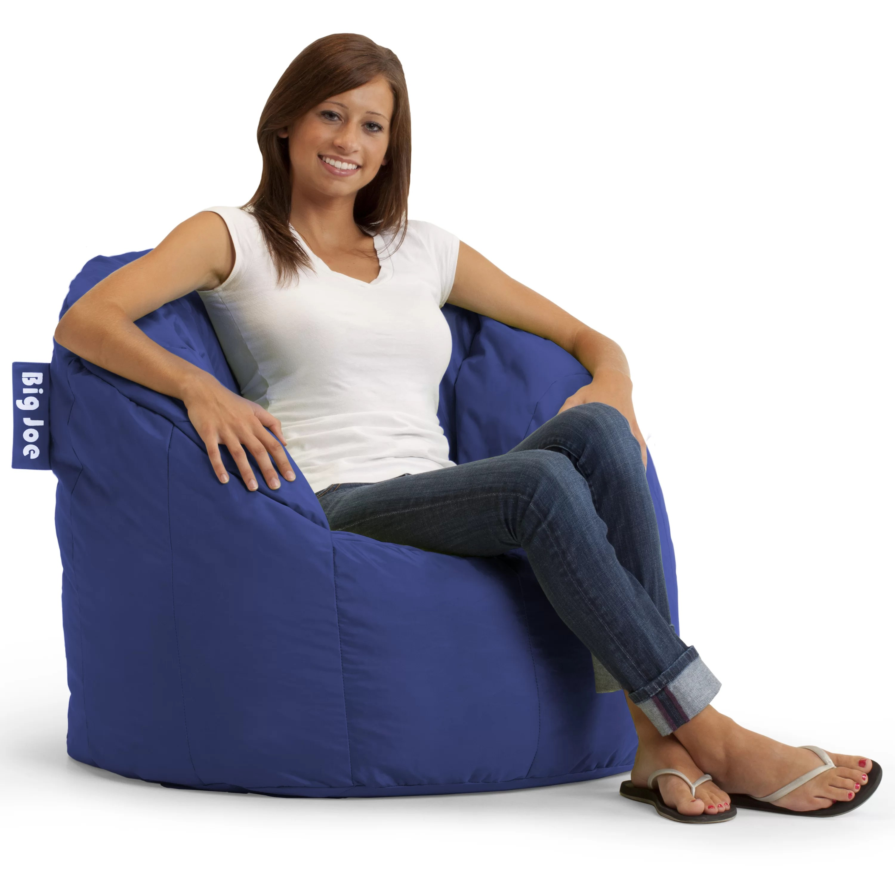 Bean Bags Chair Big Joe Milano Bean Bag Chair