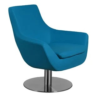turquoise lounge chair best office reddit 2018 modern contemporary allmodern quickview