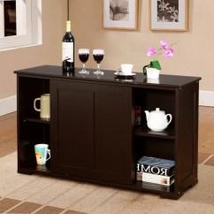 Kitchen Server Flat Panel Cabinets Wayfair Ca