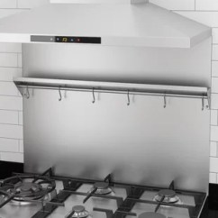 Kitchen Pot Racks Trash Cans With Lids Find Wall Mounted For Your Wayfair Backsplash Stainless Steel Rack