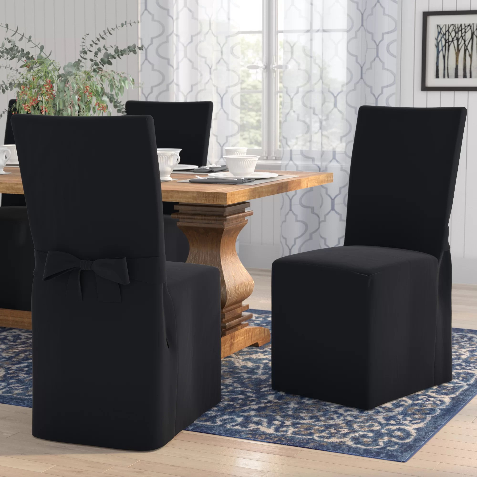 Dining Chair Slipcover Dining Chair Slipcover