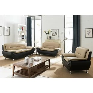 3 piece living room table set side tables sets you ll love wayfair quickview