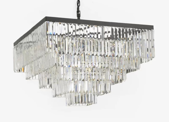 Odeon 18 Light Crystal Chandelier