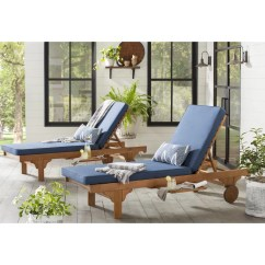 What Are Pool Chairs Made Out Of Turquoise Lounge Chair Three Posts Cranesville Reclining Chaise With Cushion Reviews Wayfair