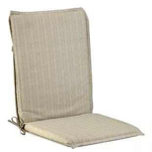 garden chair cushions cotton covers to buy seat wayfair co uk sahara highback dining cushion