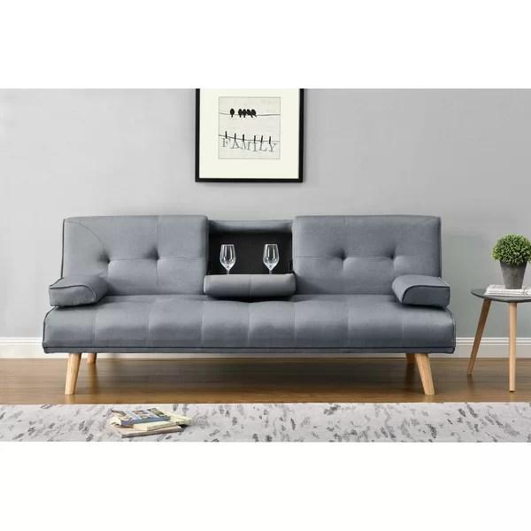 Norden Home Dotson 3 Seater Sofa Bed & Reviews