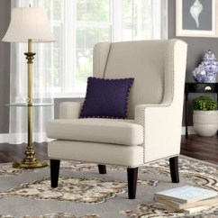 Accent Armchairs For Living Room White Sectional Farmhouse Chairs Birch Lane Quickview
