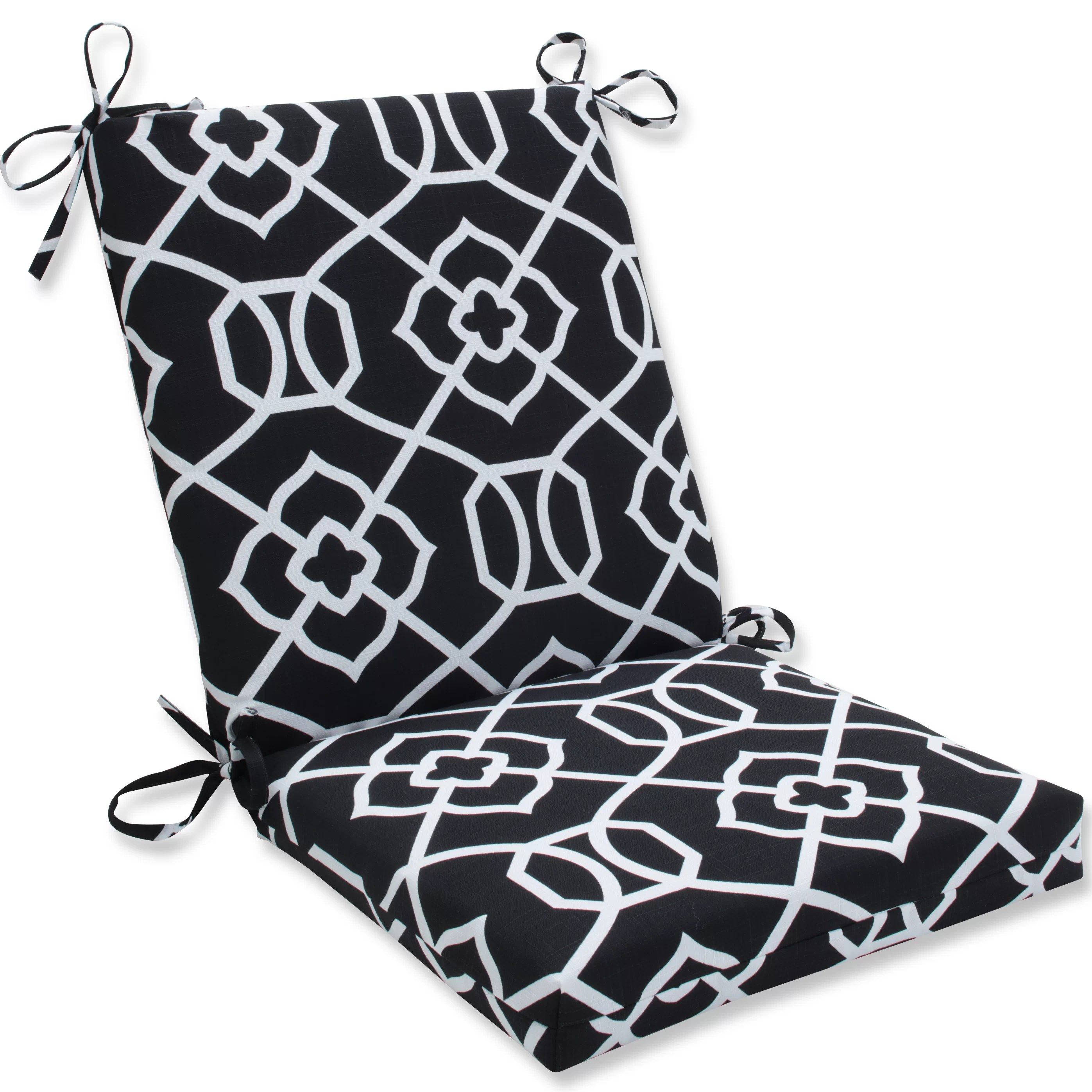 kirklands dining chairs folding spectator pillow perfect kirkland indoor outdoor chair cushion reviews wayfair