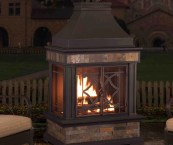 outdoor fireplace reviews