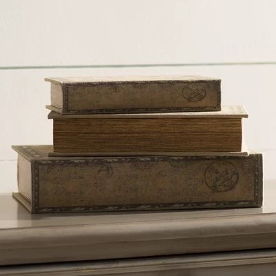 Decorative Boxes Youll Love  Wayfair