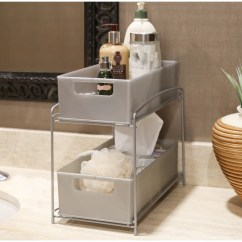 Kitchen Pull Out Shelves Designing A Wayfair Ca Bourque 2 Tier Drawer