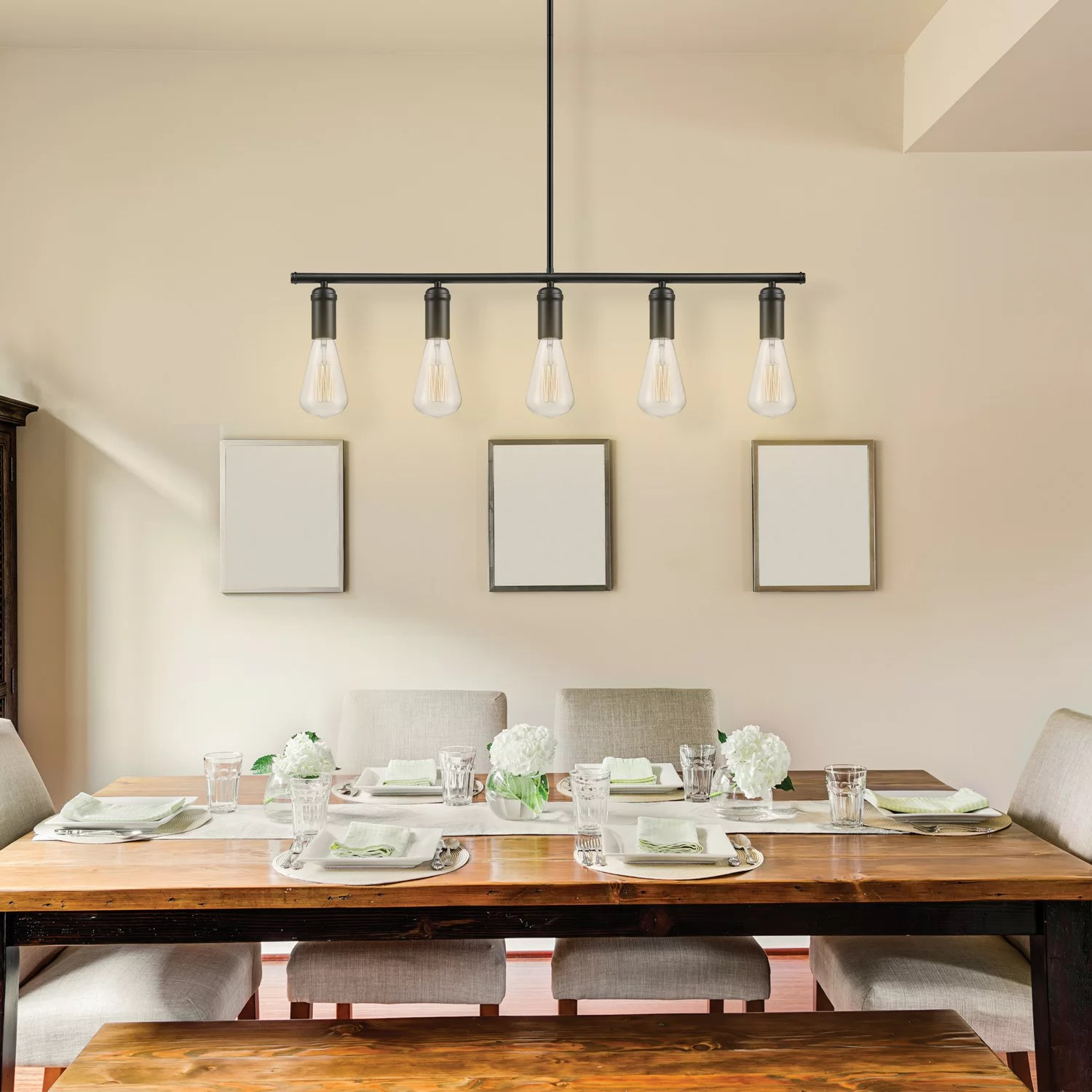 Pendant Kitchen Table Lights