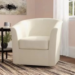 Swivel Living Room Chairs Black Brown Furniture You Ll Love Wayfair Quickview