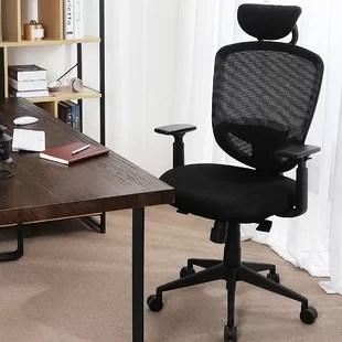balt posture perfect chair lawn covers walmart mid back desk wayfair etna swivel mesh ergonomic office