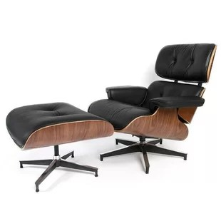leather chair ottoman wholesale office chairs included you ll love wayfair quickview