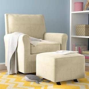swivel club chair with ottoman rocker gaming cover chairs you ll love wayfair barnwell armchair and