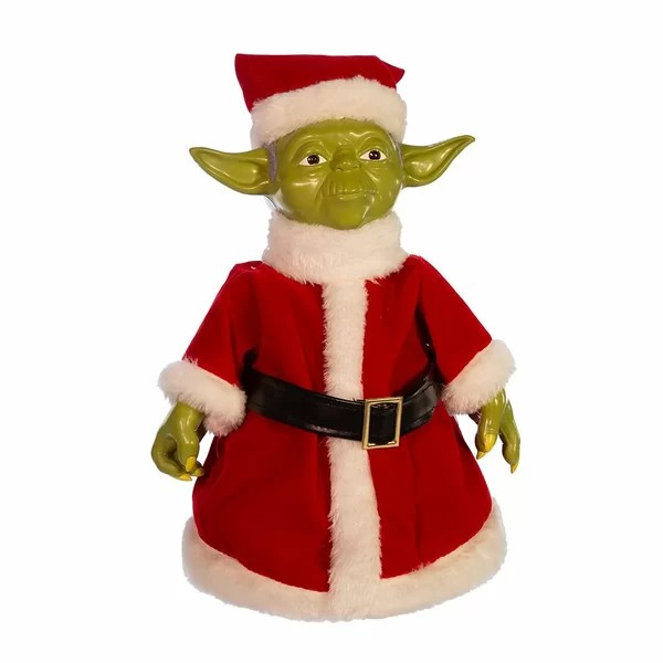 Yoda Christmas Ornament