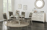 Rosdorf Park Blumer Glass 5 Piece Dining Set & Reviews ...