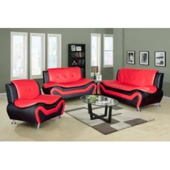Red Living Room Set Interior Design Ideas Kerala Style Furniture Wayfair Quickview