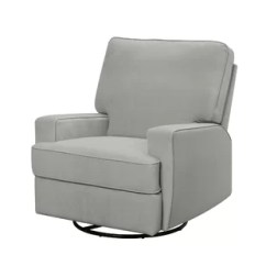 Chairs That Swivel And Recline Foldable Shower Chair With Arms Modern Recliners Find The Perfect Recliner Allmodern Aisley Reclining Glider
