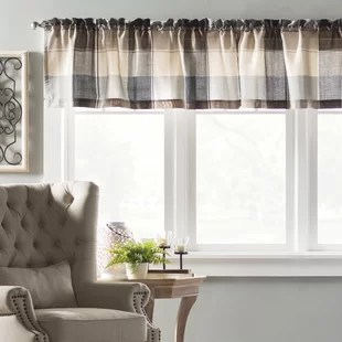 living room window valances design small apartment birch lane quickview